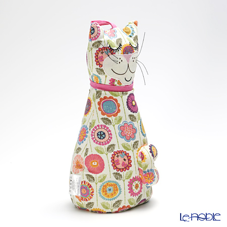 Ulster Weavers 'Cat' 8CAT3512 Cotton Doorstop (with Polyester and Sand filling)