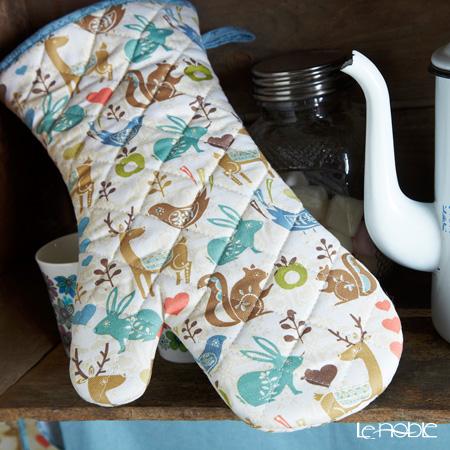 Ulster Weavers 'Enchanted Wood' Cotton Gauntlet (Oven Glove)