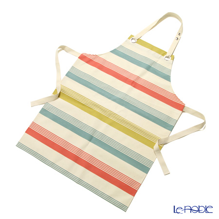 Ulster Weavers 'Sherbet Stripe' Oil Cloth Apron
