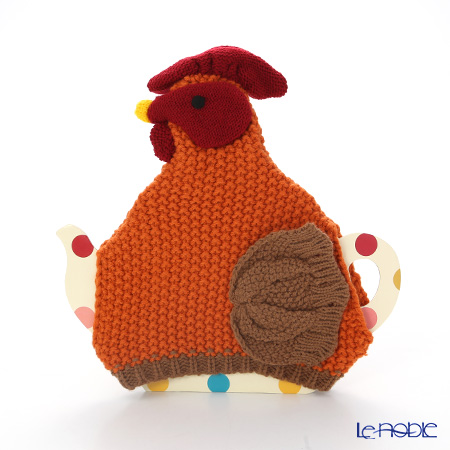 Ulster Weavers 'Chicken / Rooster' Shaped Knitted Tea Cosy