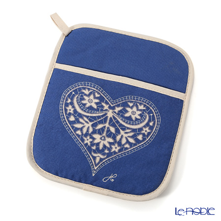 Ulster Weavers China Blue Pot Mitt