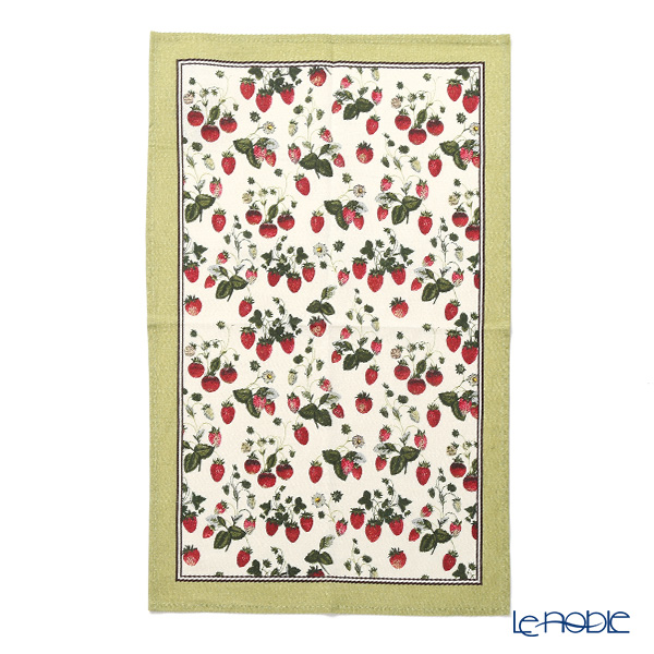 Ulster Weavers RHS Strawberry Linen Tea Towel