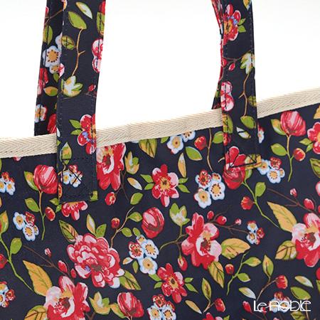 Ulster Weavers Vintage Peony Oil Cloth Shoulder Bag