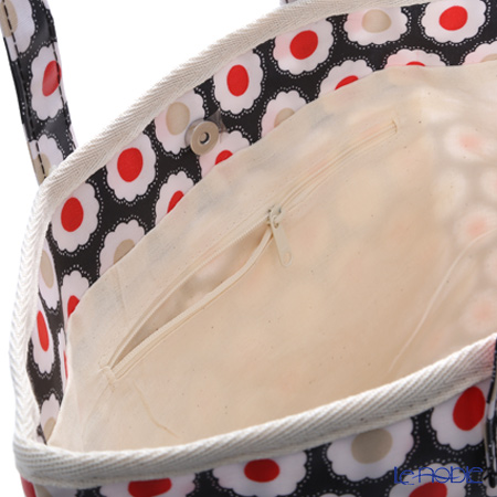 Ulster Weavers 'Flower Burst' Oil Cloth Shoulder Bag