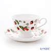 Ulster Weavers RHS Strawberry Cup & Saucer
