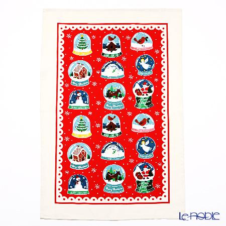 Ulster Weavers Snow Globes Cotton Tea Towel