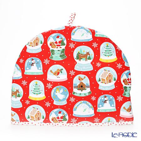 アルスターウィーバーズ ティーコジー(ティーポット保温カバー)クリスマス スノーグローブ