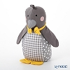 Ulster Weavers 'Penguin' Cotton Doorstop (with Polyester and Sand filling)