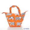 Allstar weavers lunch bag Tote Curious cow