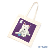 Ulster Weavers 'Angus (White Terrier Dog)' 618ANG Cotton Bag