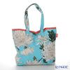 Allstar weavers shoulder bag & Perth Chrysanthemum (oilcloth processing)