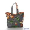 Allstar weavers shoulder bag & Perth Passiflora (oilcloth processing)