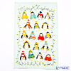 アルスターウィーバーズ ペンギン ライト(クリスマス)リネン ティータオル