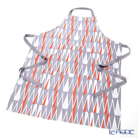 Ulster Weavers 'The Modern Kitchen - Jacquet Tangerine Dream' Orange Cotton Apron
