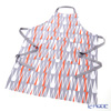Ulster Weavers 'The Modern Kitchen - Jacquet Tangerine Dream' Orange 7JCQ01O Cotton Apron
