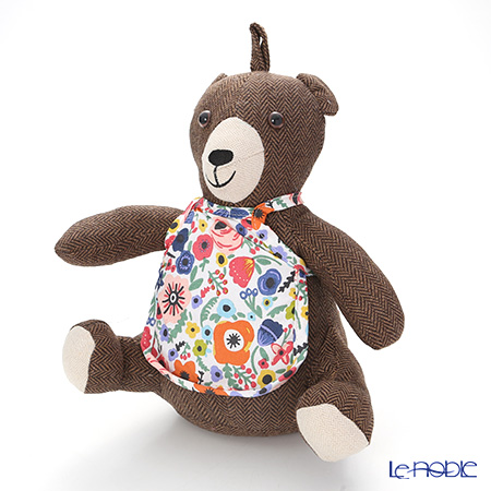 Ulster Weavers 'Bear' 8BEAR35 Cotton Doorstop (with Polyester and Sand filling)