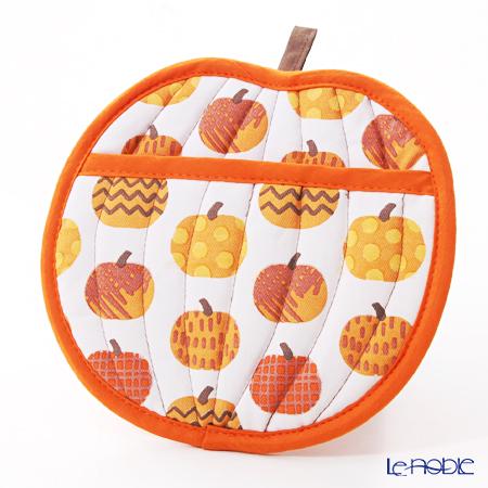 Ulster Weavers 'Pumpkin' (Halloween) Shaped Cotton Pot Mitt