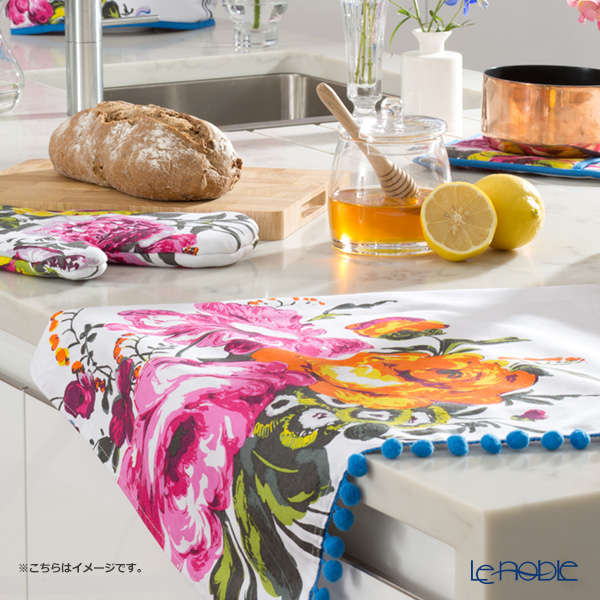 Ulster Weavers Designers Guild Chinoiserie Cotton Tea Towel
