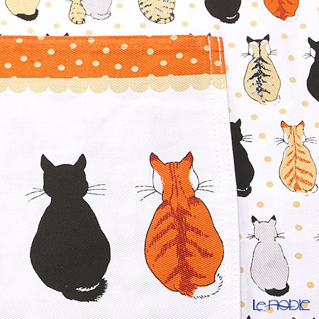 Ulster Weavers 'Cats in Waiting' Cotton Apron
