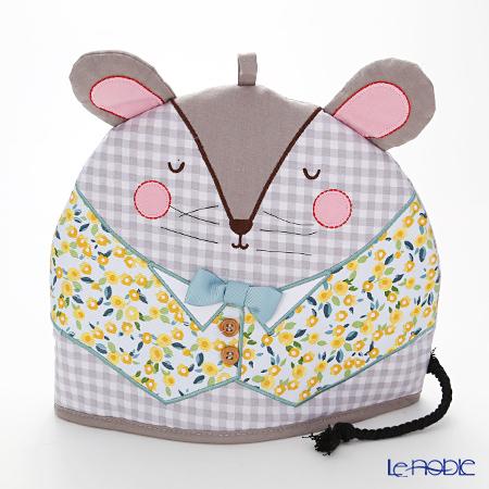 アルスターウィーバーズ シェイプドティーコジー(ティーポット保温カバー)マウス