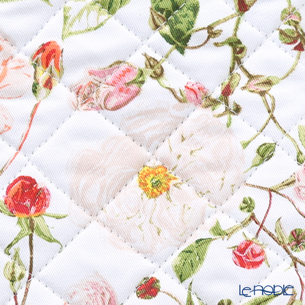 Ulster Weavers x Royal Horticultural Society (RHS) 'Traditional Rose' Cotton Gauntlet (Oven Glove)
