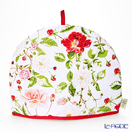 Ulster Weavers x Royal Gorticultural Society (RHS) 'Traditional Rose' Cotton Tea Cosy