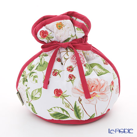 Ulster Weavers x Royal Horticultural Society (RHS) 'Traditional Rose' 7RSE07 Cotton Muff Tea Cosy