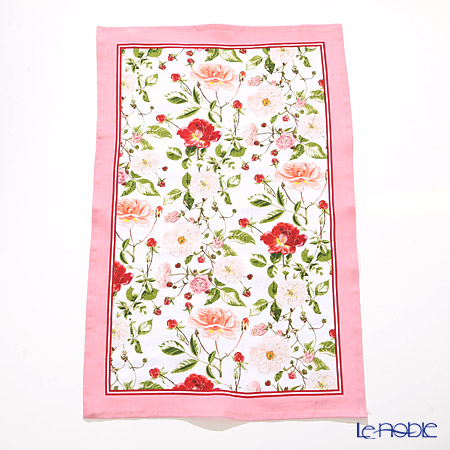 Ulster Weavers RHS Traditional Rose Linen Tea Towel