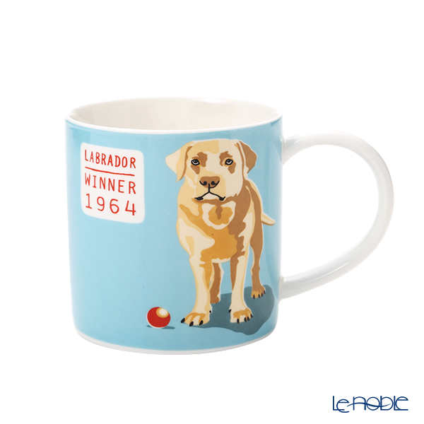 Ulster Weavers 'Lucky (Labrador Dog)' 8LKY65 Mug 300ml