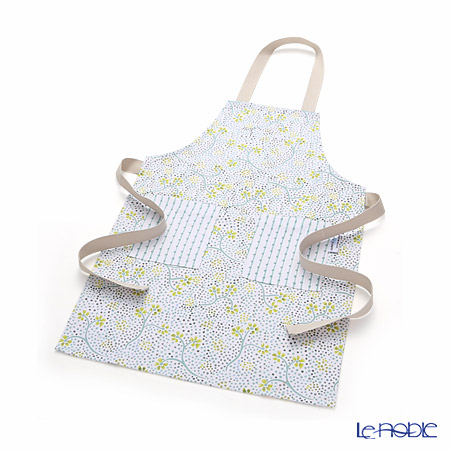 Ulster Weavers 'Sophie Conran - Mira' Yellow Cotton Childs Apron