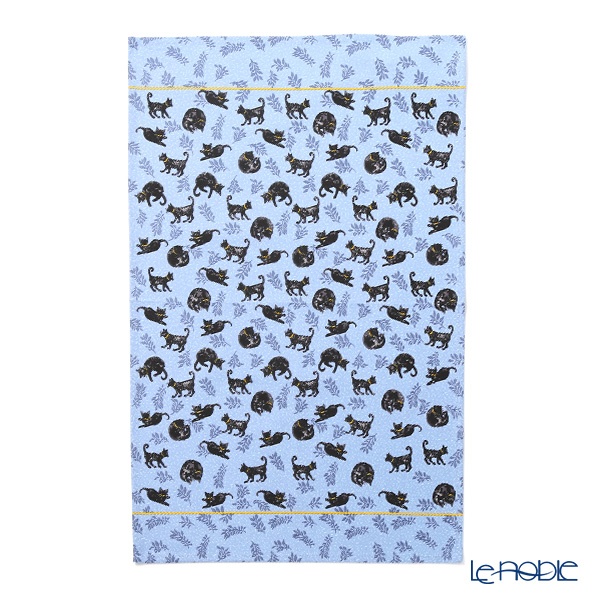 Ulster Weavers Cat Nap Cotton Tea Towel