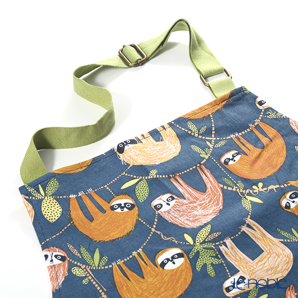 Ulster Weavers 'Hanging Around (Sloth)' 7HDG01 Cotton Apron