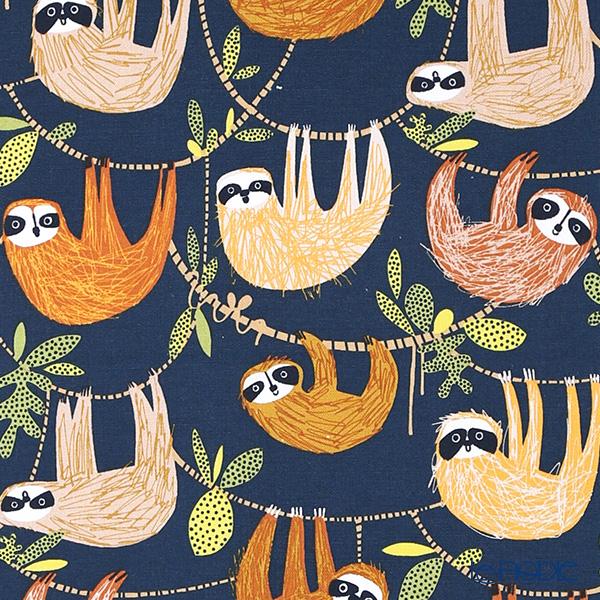 Ulster Weavers Hanging Around (Sloth) Cotton Tea Towel