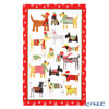 Ulster Weavers 'Snow Dogs (Christmas)' Linen Tea Towel