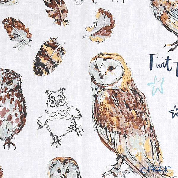 Ulster Weavers 'Madeleine Floyd - Owl' 022OWLS Cotton Tea Towel