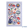Ulster Weavers 'Mediterranean Plate' 022MPL Cotton Tea Towel