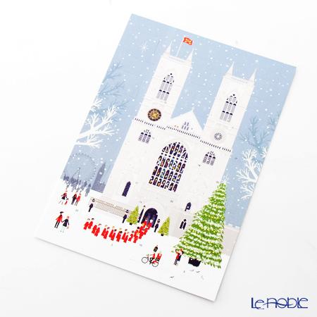 カスパリ アドベントカレンダー XCTS411175 教会