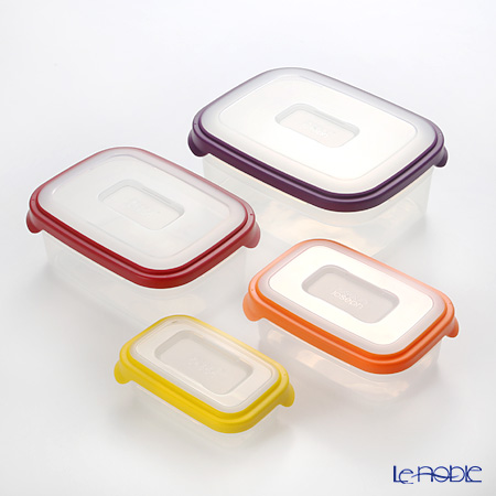 Joseph Joseph 'Nest™ Storage' 810066 Compact Food Container (set of 4 size)