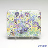 Lady Clare Kelsey Pansies Coaster Square 4174/10