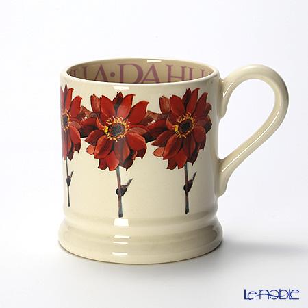 Emma Bridgewater Flowers Dahlia 1/2 Pint Mug