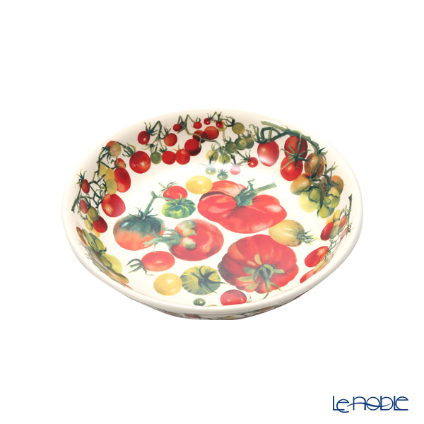 Emma Bridgewater Vegetable Garden Medium Tomato Pasta Bowl