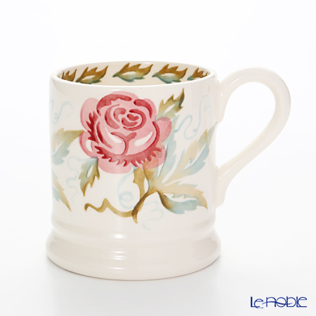 Emma Bridgewater Rose 1/2 Pint Mug 340 cc