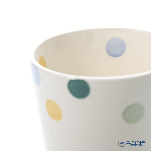 Emma Bridgewater / Earthenware 'Polka Dot' Cocoa Mug 426ml
