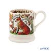 Emma Bridgewater / Earthenware 'In The Woods - Foxes & Jay (Animal)' Mug 300ml