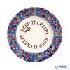 Emma Bridgewater / Earthenware 'Keep It Creepy (Halloween)' Plate 22cm