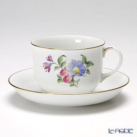 アウガルテン(AUGARTEN) シンプルブーケ(5052E) ヒルガオ コーヒーカップ&ソーサー 0.2L(001)