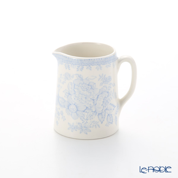 Burleigh Pottery Blue Asiatic Pheasants Mini Tankard Jug 160 ml / 0.25 pt