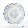Burleigh Fortnum & Mason Limited Collaboration Blue Celeste Plate 17.5cm