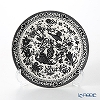 Burleigh Pottery 'Black Regal Peacock' Plate 17.5cm