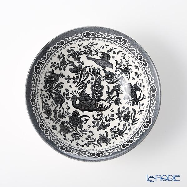 バーレイ ブラックリーガルピーコックシリアルボウル 16cm